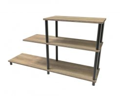 Stepped Stack Bookcase