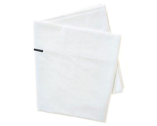 Cotton White Flat Sheet