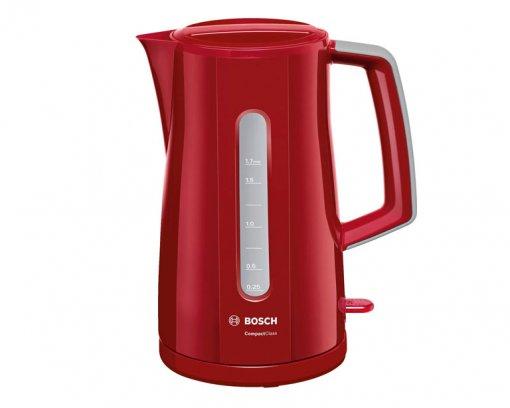 Bosch Kettle CompactClass 2400 w Red TWK3A014