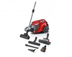 Bosch Serie 6 Bagless Vacuum Cleaner ProAnimal Red BGS41ZOORU