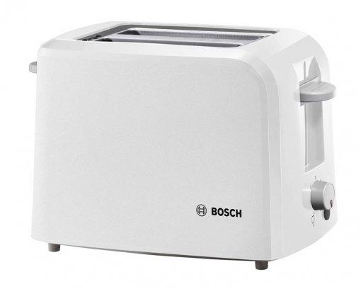 Bosch Toaster CompactClass 980 w White TAT3A011