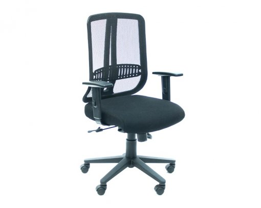 Contour Midback Chair Black