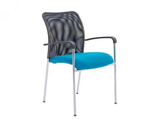 Torino Arm Chair Blue