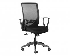 Wize Up Chair Black