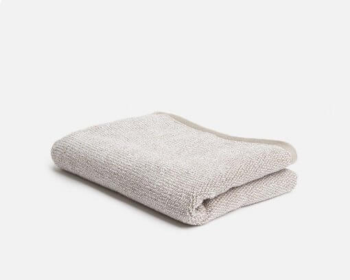 Linen House Plush Bath Mat Oatmeal
