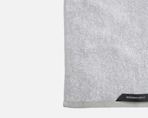 Linen House Plush Marle Hand Towel Grey
