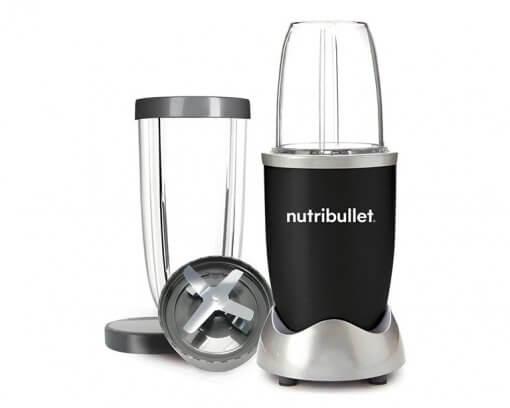 Nutribullet 600W High Speed Blender Black
