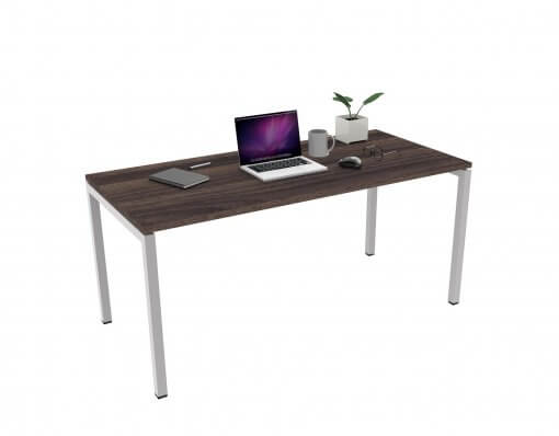 Home Office Desks Flexiline Home00402 - American Walnut