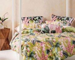 Linen House Jonie Moss Duvet Cover Set