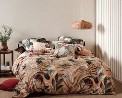 Linen House Duvet Cover Set Tillie