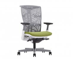 Reya | Highback Office Chair White