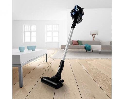 Bosch Serie 6 Cordless Handheld Vacuum Cleaner Unlimited Blue BCS611P4A