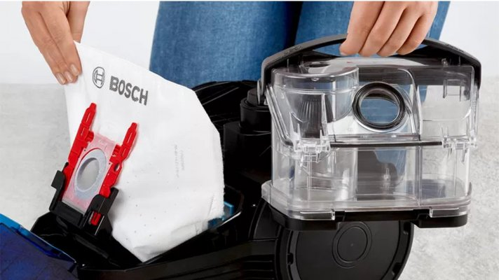 Bosch Serie 2 Vacuum Cleaner Bag & Bagless