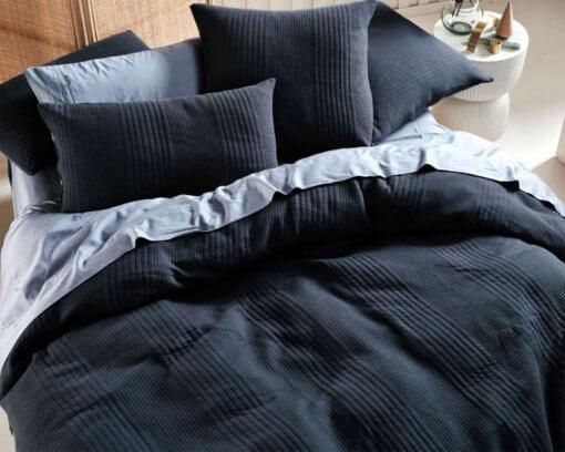 Linen-House-Duvet-Cover-Set-Osmond-Slate-3