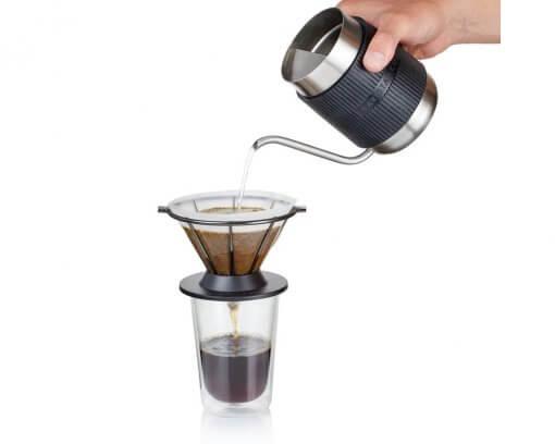 Barista & Co. Shorty Pour Over Milk Jug 600ml