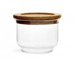 Sagaform Nature Storage Glass Jar Small